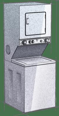 Kitchenaid Washer Dryer Combo Troubleshooting Repair